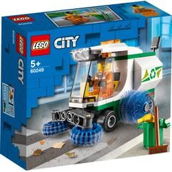 La balayeuse de voirie - LEGO City - 60249