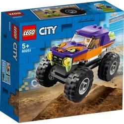 Le Monster Truck - LEGO  City - 60251