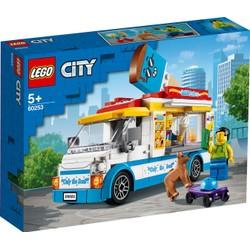 Le camion du marchand de glace - LEGO City - 60253