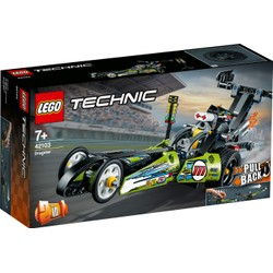 Le dragster - LEGO Technic - 42103