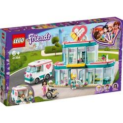 L'hôpital de Heartlake City - LEGO Friends - 41394