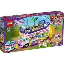 Le bus de l'amitié - LEGO Friends - 41395