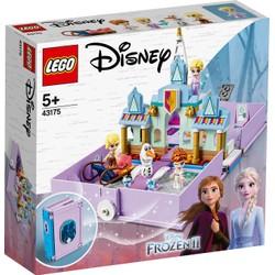 Les aventures d'Anna et Elsa dans un livre de contes - LEGO Disney - 43175