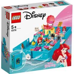 Les aventures d'Ariel dans un livre de contes - LEGO Disney - 43176