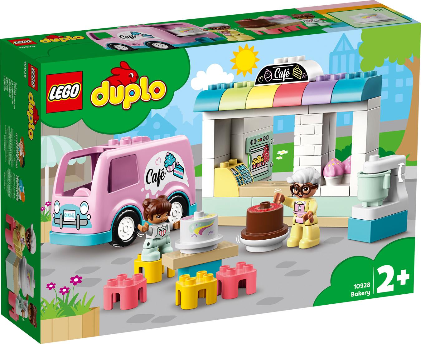 La pâtisserie - LEGO DUPLO - 10928