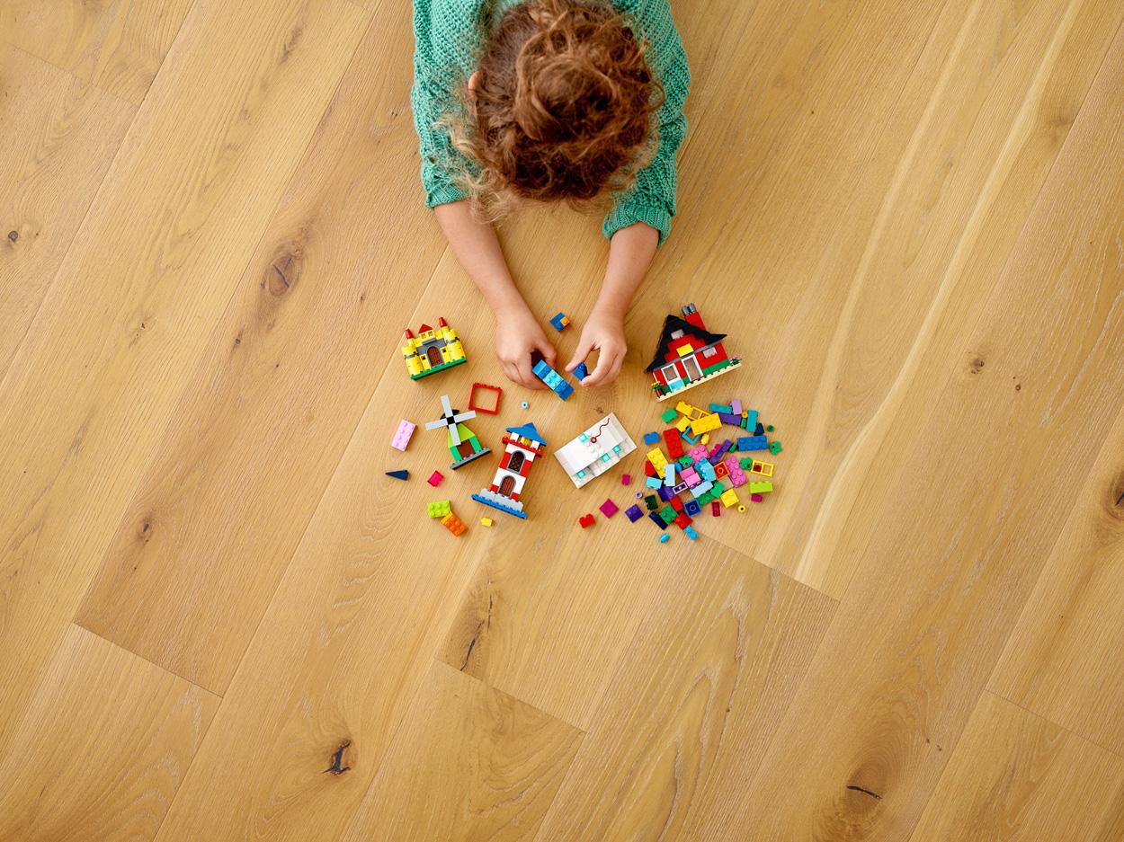 Briques et maisons - LEGO Classic - 11008