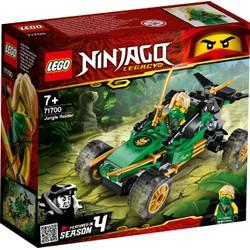 Le buggy de la jungle - LEGO Ninjago - 71700