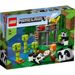 La garderie des pandas - LEGO Minecraft - 21158