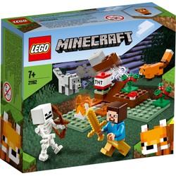 Aventures dans la taïga - LEGO Minecraft - 21162