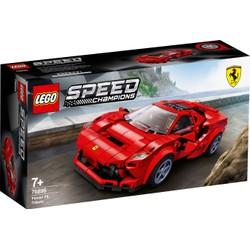 Ferrari F8 Tributo - LEGO Speed Champions - 76895