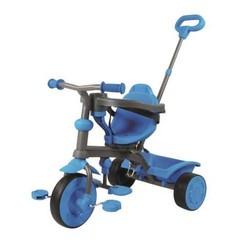 Tricycle évolutif avec siège rotatif - Bleu