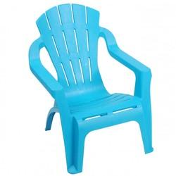 Chaise pour enfant bleue