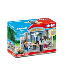 Coffre Vétérinaire - PLAYMOBIL City Life - 70309