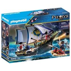 Chaloupe des soldats - PLAYMOBIL Pirates - 70412