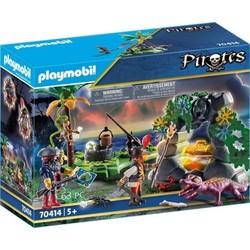 Repaire du trésor des pirates - PLAYMOBIL Pirates - 70414