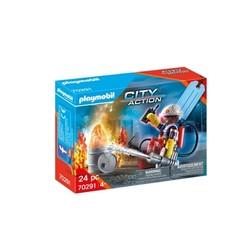 Set cadeau Pompier - PLAYMOBIL City Action - 70291