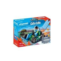 Set cadeau Pilote de kart - PLAYMOBIL City Life - 70292