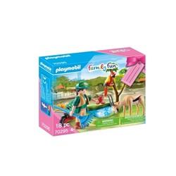 Set cadeau Soigneur - PLAYMOBIL Family Fun - 70295