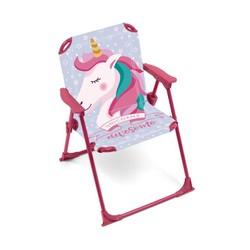 Chaise pliable Licorne