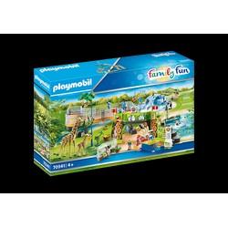 Parc animalier - PLAYMOBIL Family Fun - 70341