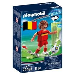 Joueur Belge -  PLAYMOBIL Sports & Action - 70483