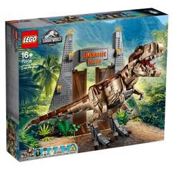 Jurassic Park : le carnage du T. Rex - LEGO Jurassic World - 75936