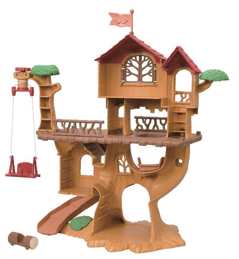 La cabane dans les arbres - Sylvanian Families - 5450