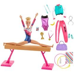 Barbie - Coffret gymnastique