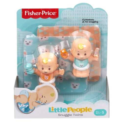Little People - Pack 2 Babies