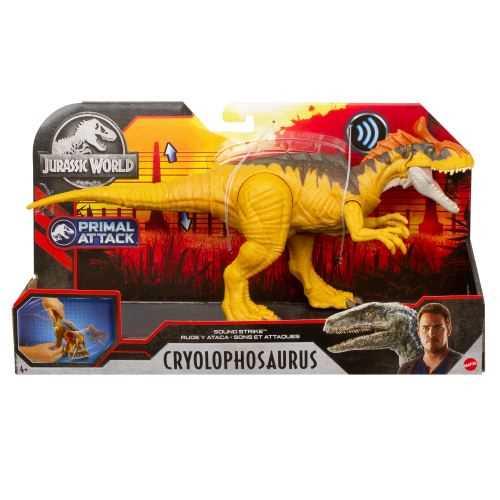 Jurassic World - Dinosaure sonore