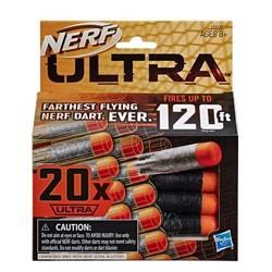Recharge 20 fléchettes Nerf Ultra