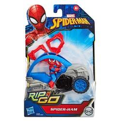 Véhicule Rip N' Go Spider-Man