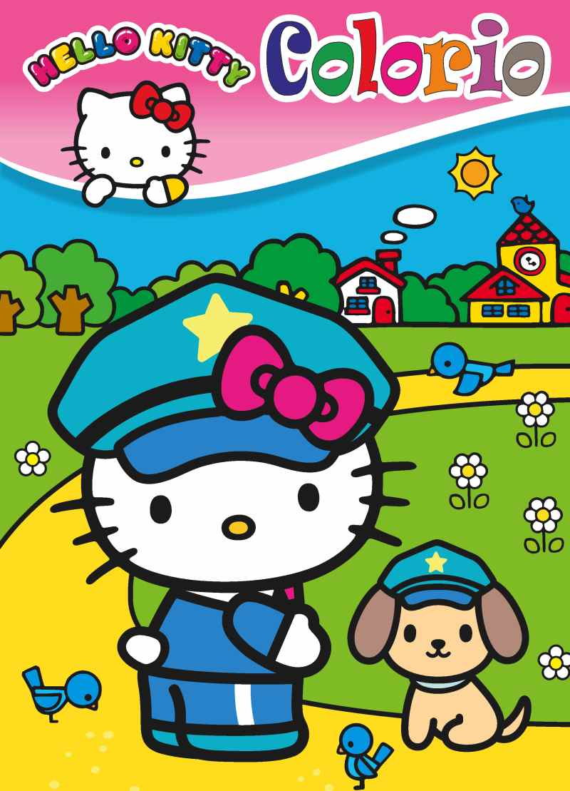 Colorio - Hello Kitty