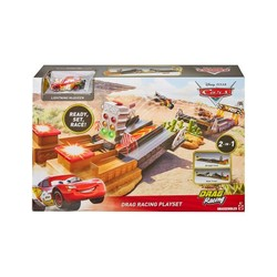 Cars - Piste Dragster Racing
