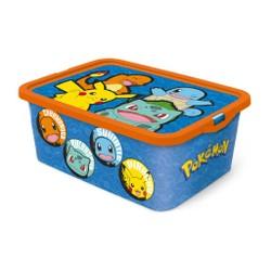 Boîte de rangement 13 L Pokémon