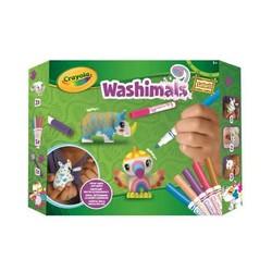 Washimals  - Mes Animaux à Colorier - Kit Safari
