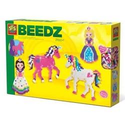 Beedz - Perles à repasser - Licornes et princesses