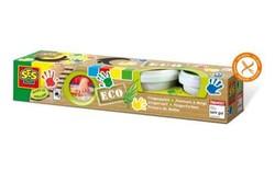 Peinture à doigts ECO (4 pots)