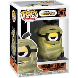 Figurine Funko Pop! Mummy Stuart - Minions