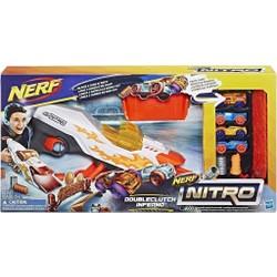 Nerf Nitro Double Clutch Inferno