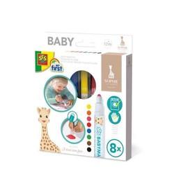 Feutres pour bébé Sophie la girafe