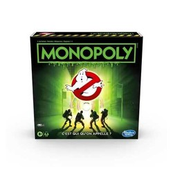 Monopoly Ghosbusters