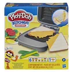 Play-Doh Kitchen Creations - Croque-monsieur