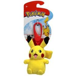 Porte-clé Pokémon en peluche