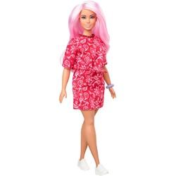 Barbie Fashionistas 151 - Cheveux roses