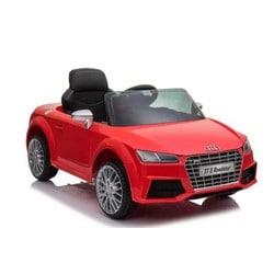 Audi TT Roadster 12V - Rouge