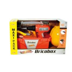 Maxi Pack Bricobox Boite à outils