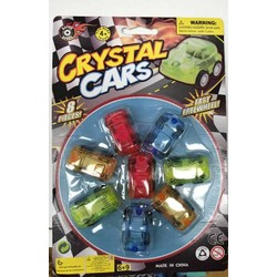 Crystal Cars - Minis voitures