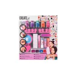 Ensemble de maquillage couleurs/paillettes Create it!