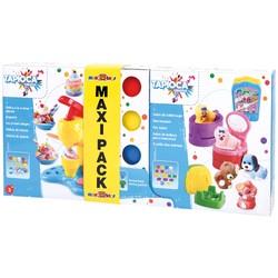 Maxi Pack - Pâte à modeler  2 coffrets + 4Pack bonus